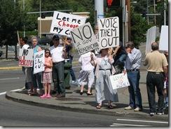 Protest Obama Care 030