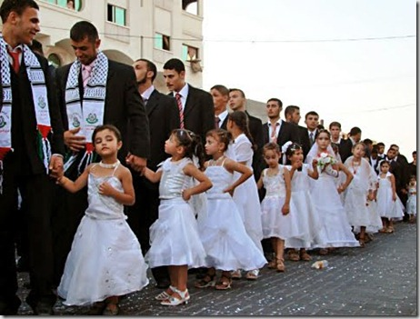Muslim child brides