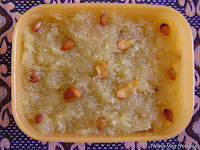 Pumpkin Halwa