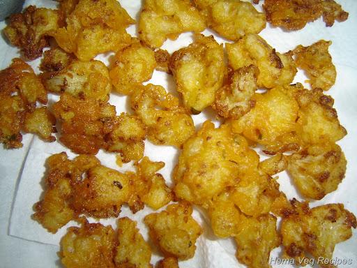 Fried Gobi Florets