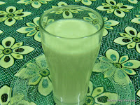 Butter Fruit Milkshake or Avocado Milkshake