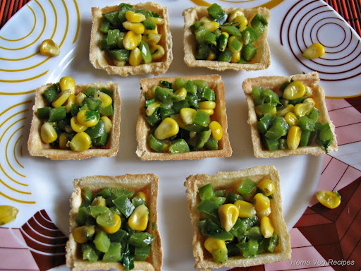Filled Canapes