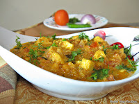 Paneer Korma/Kurma