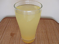 Belada Hannu Panaka or Wood Apple Fruit Juice