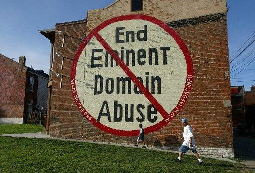 essay against eminent domain