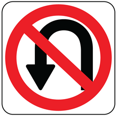 UTurnsign