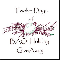 bao holiday give away