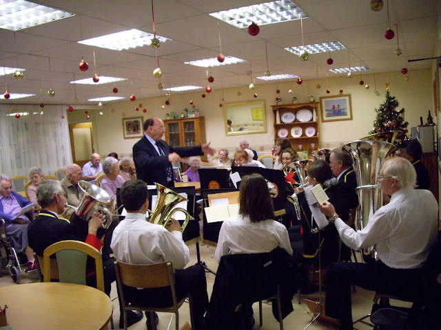 Dodington Parish Band at Wapley Court