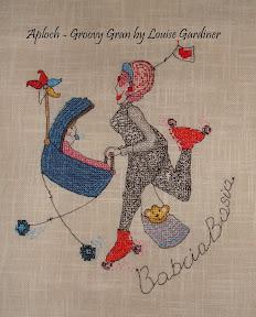 Groovy Gran by Louise Gardiner