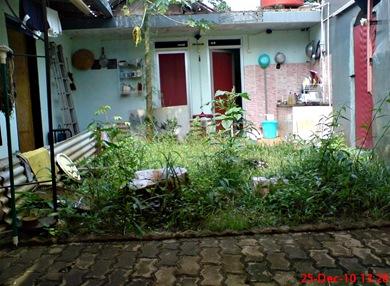 the backyard in jonggol