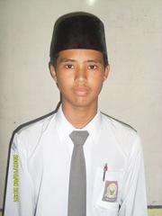Yudha Syadeki Wkil Ketua OSIS SMA Pintar Kuantan Singingi Periode 20092010