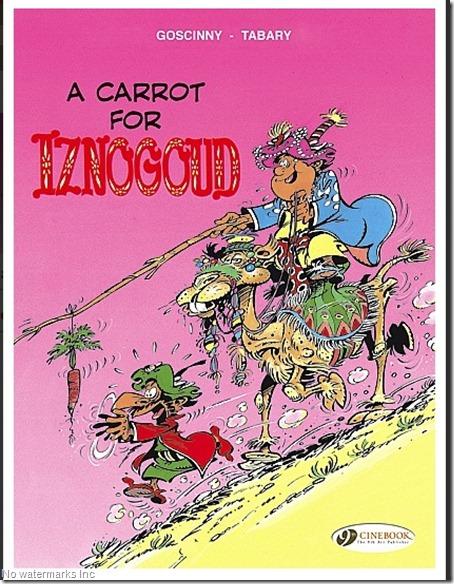 Iznogoud Carrot for Iznogoud Mar 2010