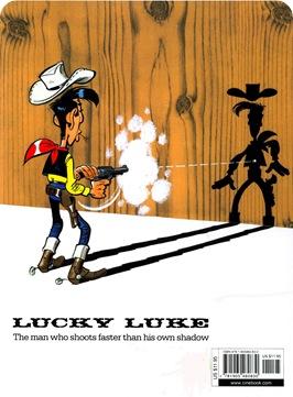 Lucky Luke cinebook 16 cover