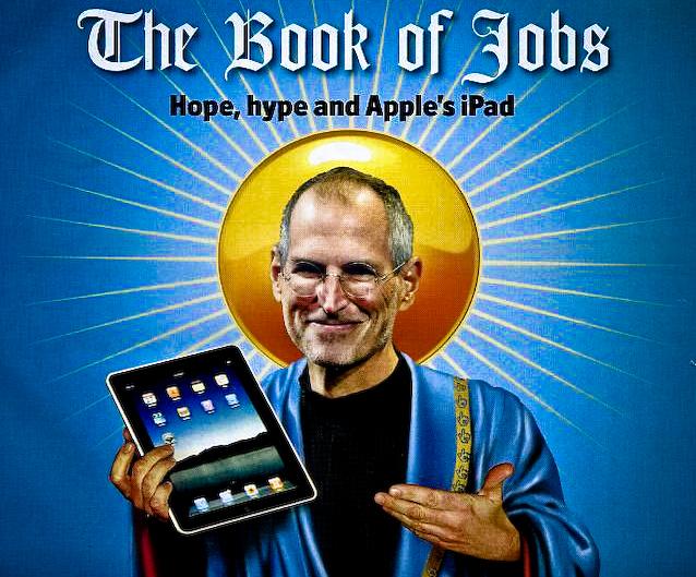 """Résultat de recherche d'images pour """"steve jobs jesus"""""""
