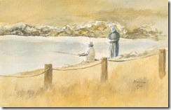 Fishing-on-a-warm-december-