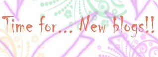 NEW BLOGS