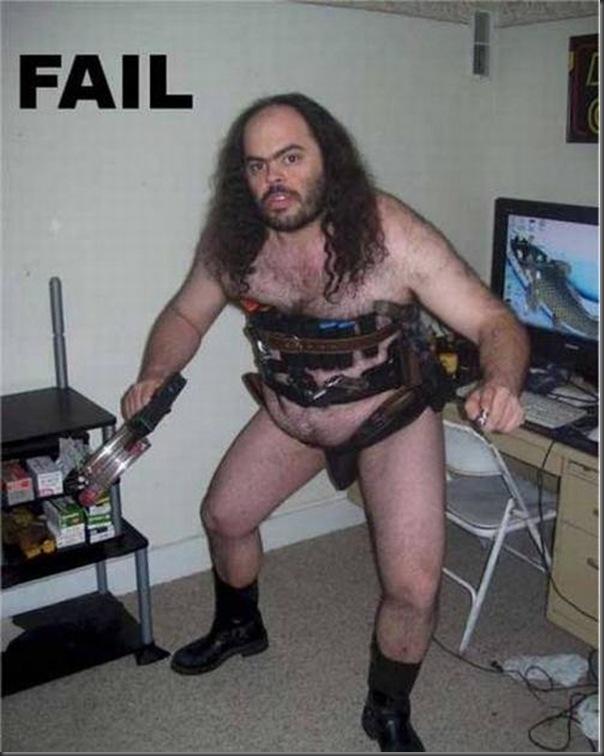 Os piores cosplays de Lara Croft (1)