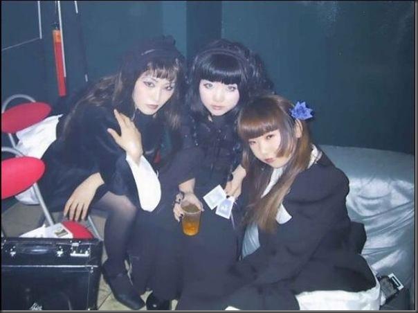 Garotas góticas no Japão (5)