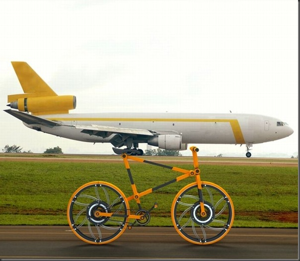 Bicicleta moderna (2)