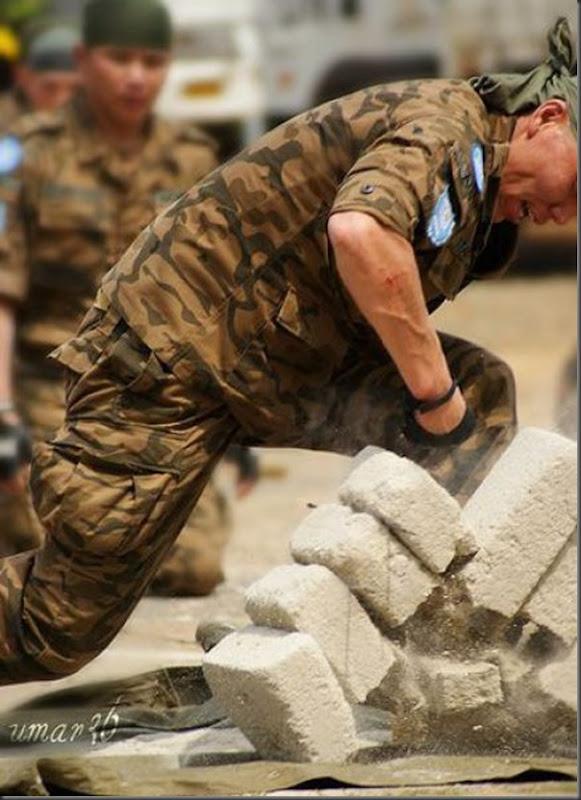 Fotos de forças especiais de diferentes países em ação (17)