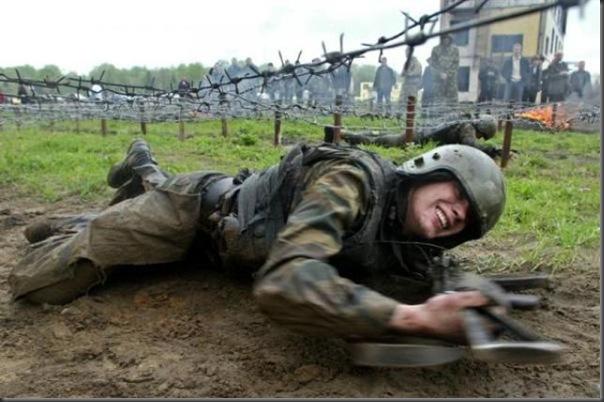 Fotos de forças especiais de diferentes países em ação (14)