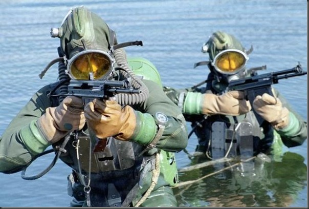 Fotos de forças especiais de diferentes países em ação (13)