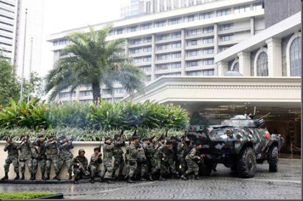 Fotos de forças especiais de diferentes países em ação (37)