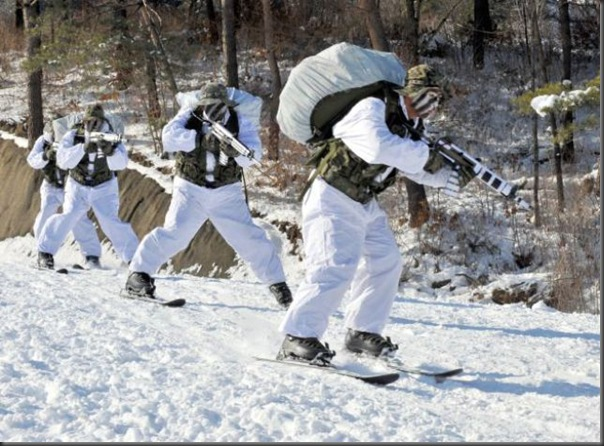 Fotos de forças especiais de diferentes países em ação (27)