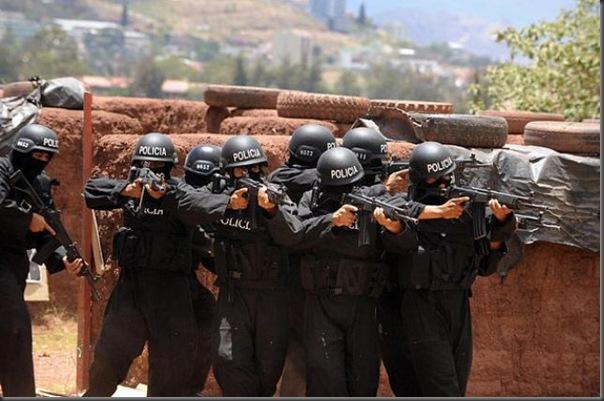 Fotos de forças especiais de diferentes países em ação (20)