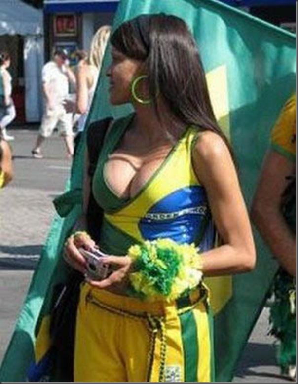 Lindas torcedoras da copa do mundo de 2010 (80)