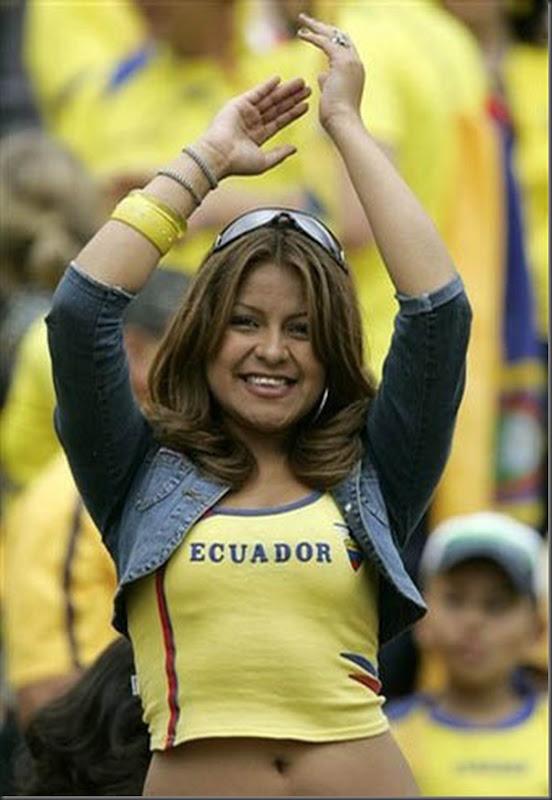 Venezuela Ecuador Wcup Soccer