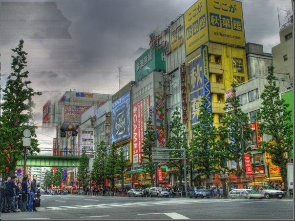 Belas fotos de Tóquio em HDR (16)
