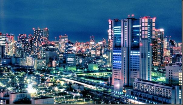 Belas fotos de Tóquio em HDR (5)