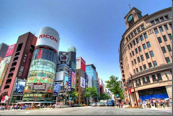 Belas fotos de Tóquio em HDR (49)