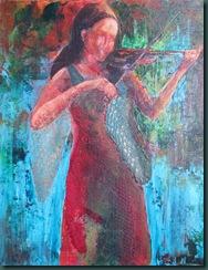 violinist b