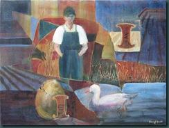 Quist,Cheryl,Farming101,18x24,Acrylic