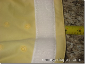 flip diaper large