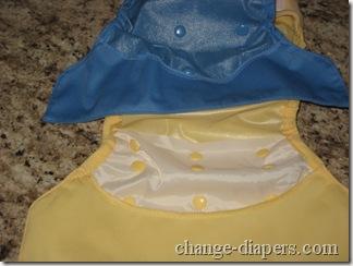 flip snap inner vs flip velcro diaper inner
