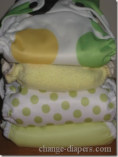 newborn diapers size comparison