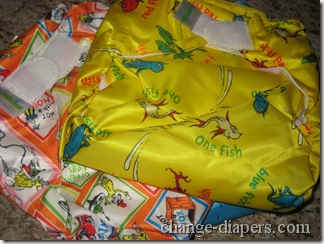 3 Bumkins AIO Cloth Diapers