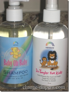 Rainbow baby and kids products