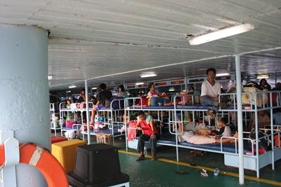 The economy deck