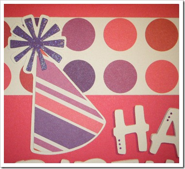 birthday hat card 4