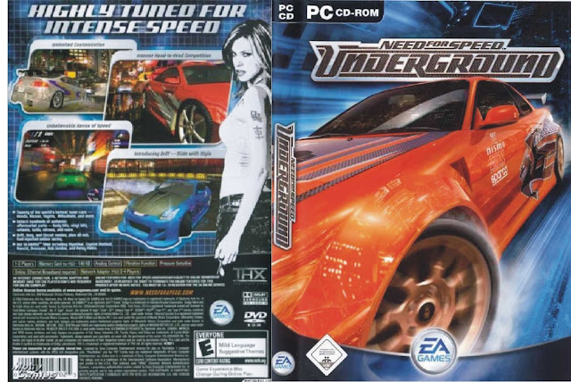 Need for speed underground 1y2 mostwanted pl 1link identi for Nefor espid mosguante