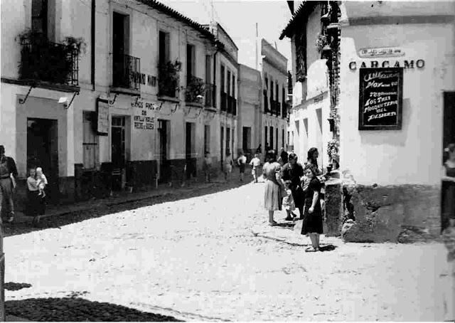 Piedra Escrita 1950
