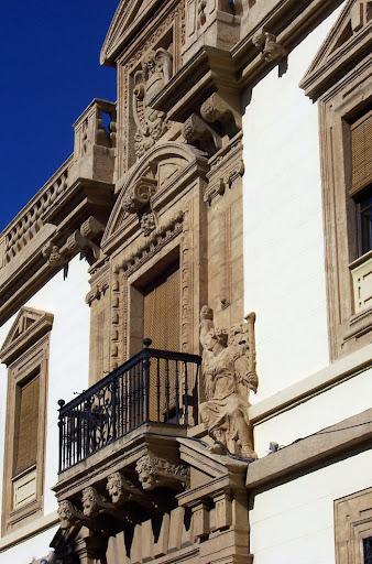 Balcon Palacio