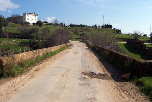 Tablero del Puente.