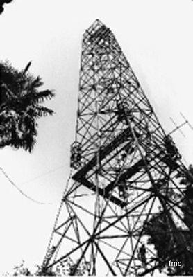 Antena de EAJ24 Radio Cordoba