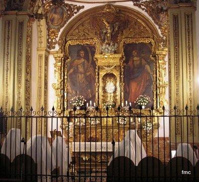 Retablo de la Ermita
