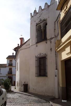 Lateral Porteria Santa Clara